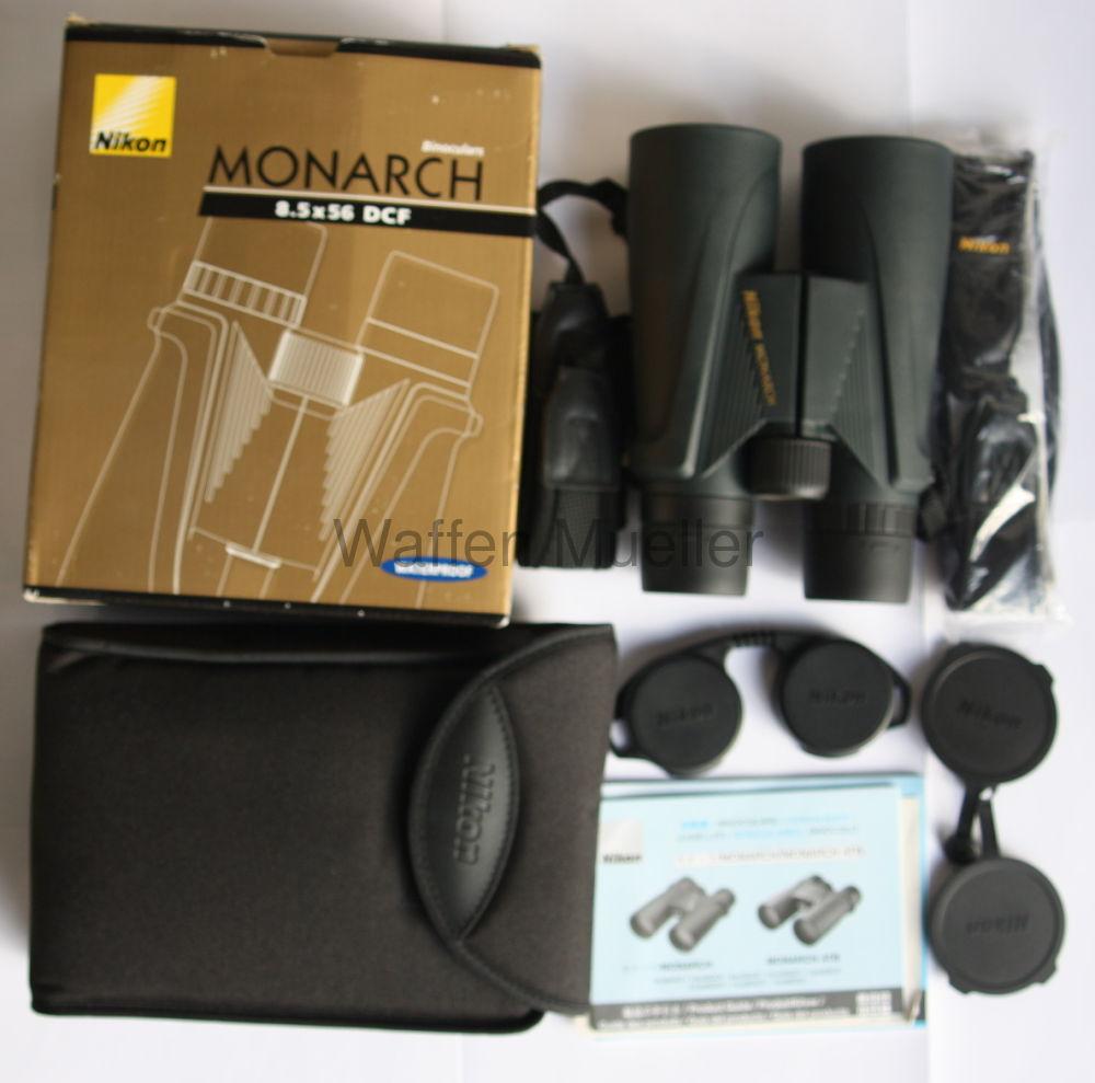 Nikon Monarch  8,5 x 56 DCF