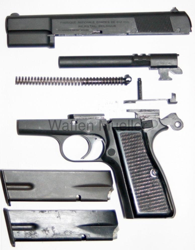FN - Browning HP 35
