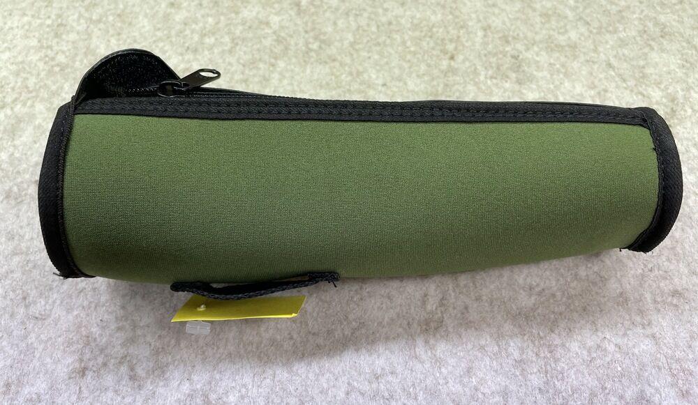 Fritzmann Etui f. Wärmebildgerät grün/schw. 21cm
