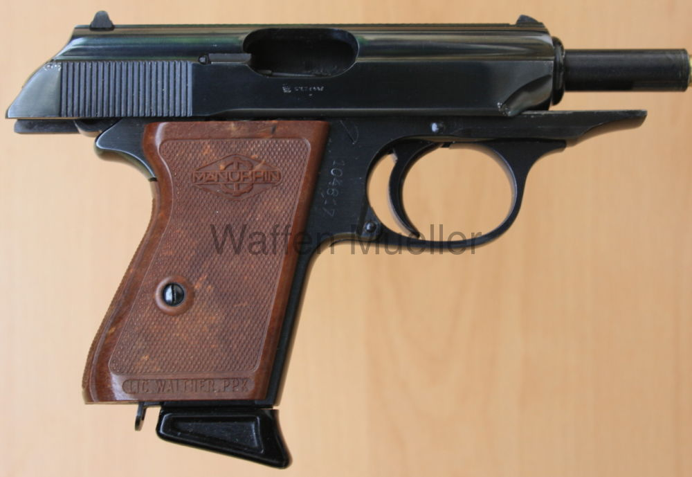 Manurhin - Walther PPK