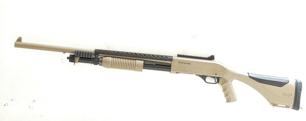 Winchester SXP Xtrem Dark Earth Rifled