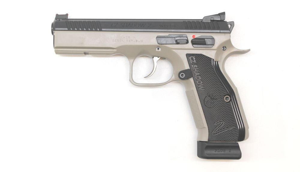 CZ 75 Shadow 2 Urban Grey Auf Lager Juni Angebot