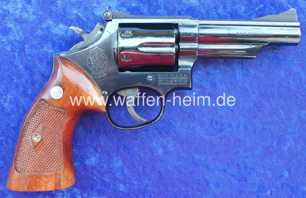 """Smith & Wesson 19 - 2 / 4"""""""