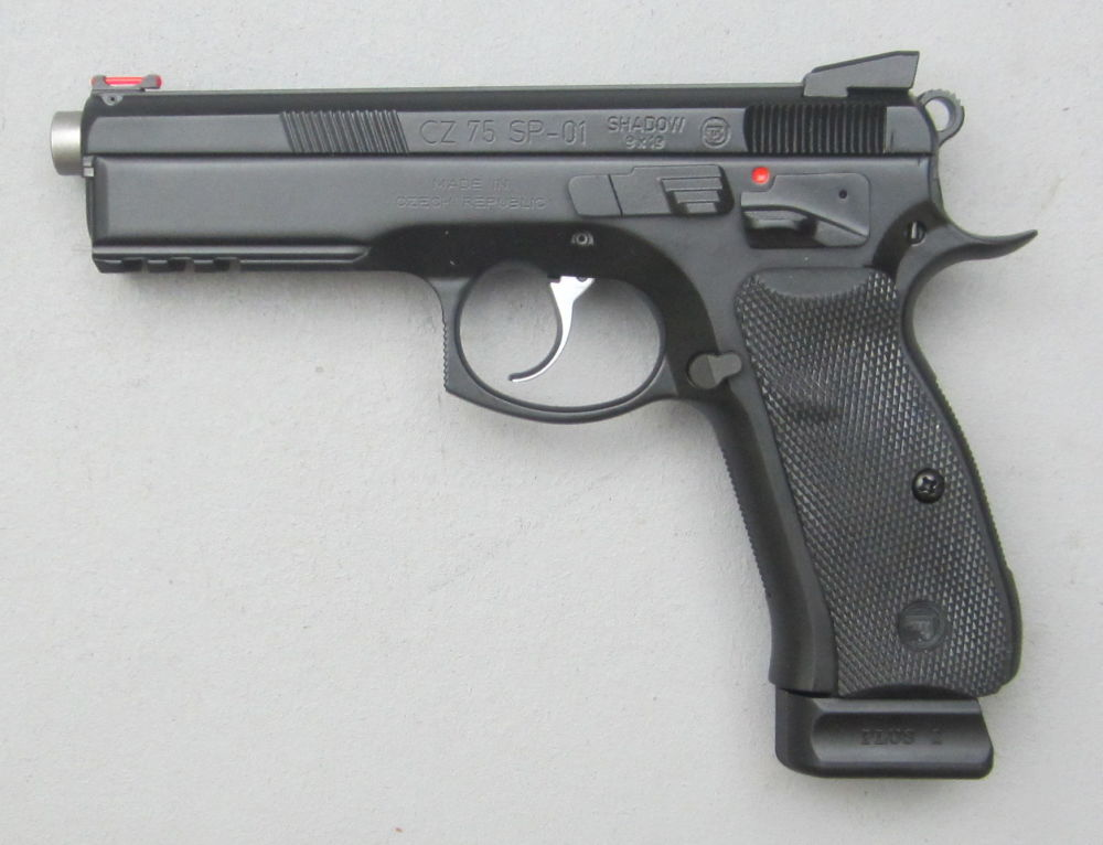 CZ 75 SHADOW  SP-01