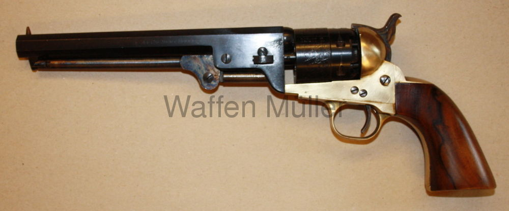 Euroarms Brescia/Italy Colt  Navy Model