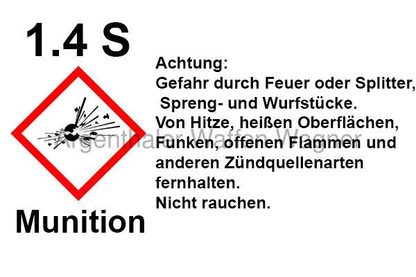 Sax Munition KJG-SR 8,20g A20 8x57 IS