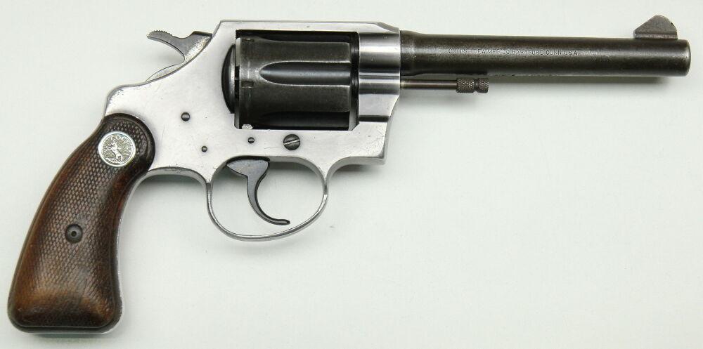 Colt Cobra 5 Zoll Alu Polizei Venezuela