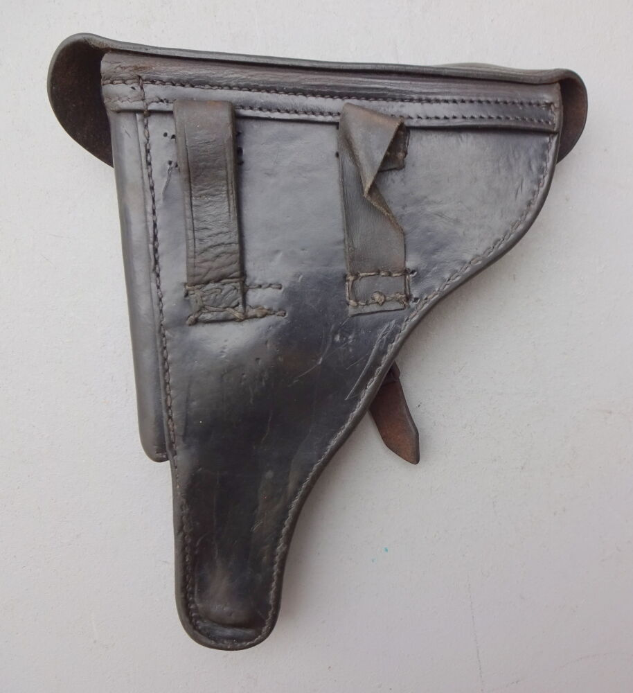 SCHNEIDER Bruchsal Koffer-Tasche Pistole 08 WK II