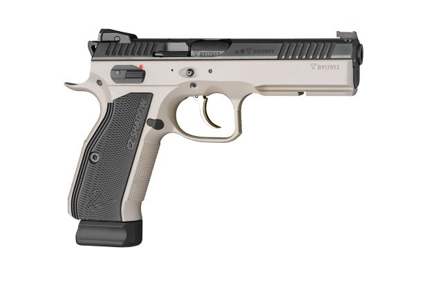 CZ 75 Shadow 2 Urban Grey