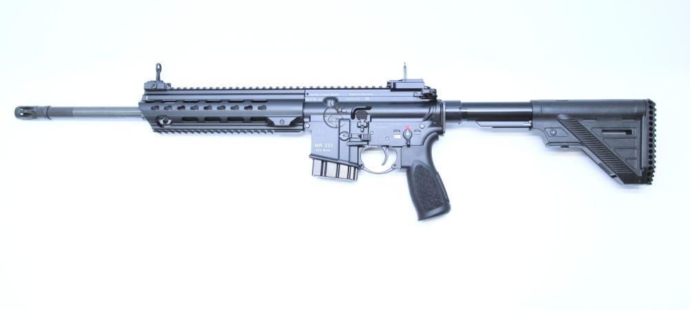 "Heckler & Koch MR223 A3 Slim Line 16,5"" Schwarz"
