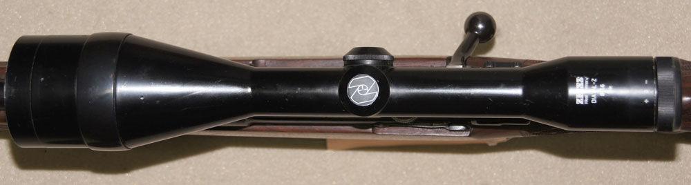 Mauser Mod. 98 Franz Plank
