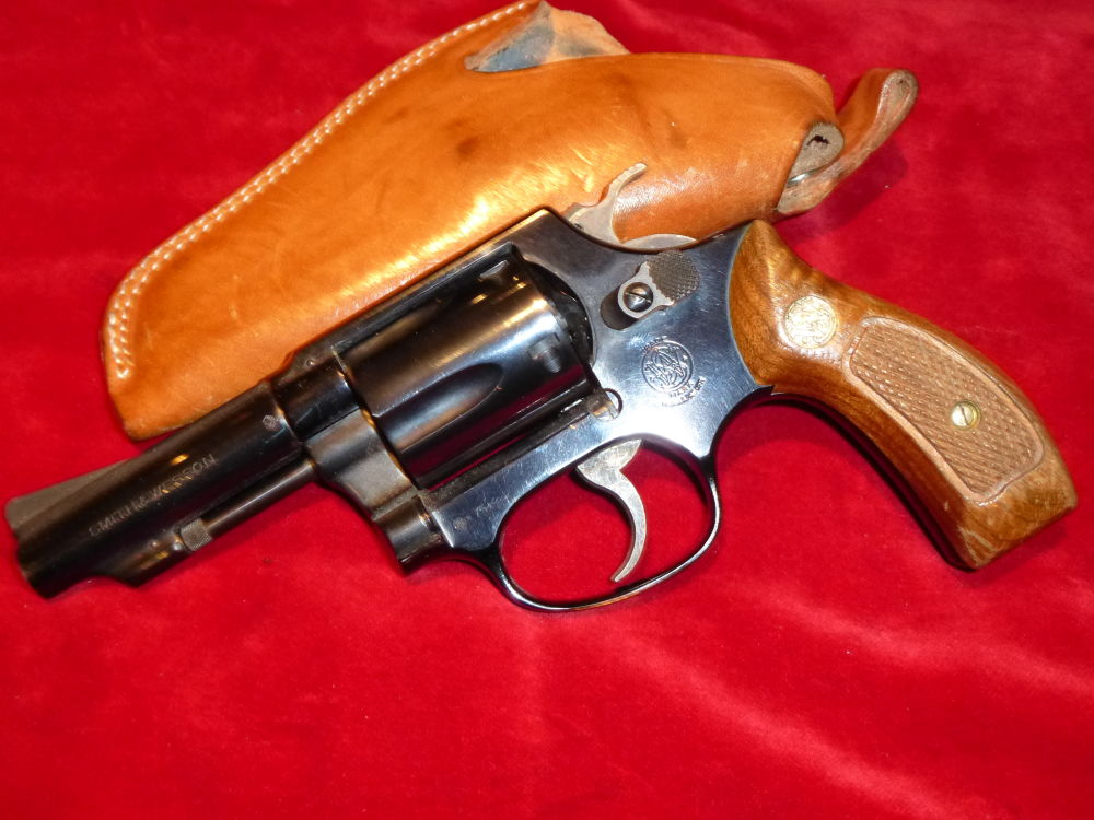 Smith & Wesson M37 Airweight