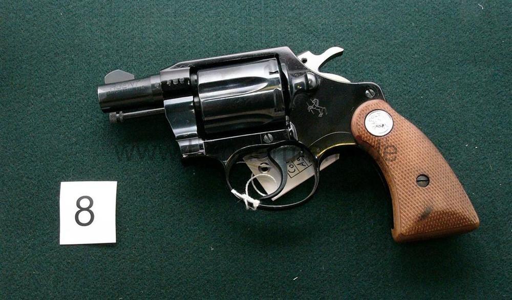 Colt Colt Agent Rev.  2z