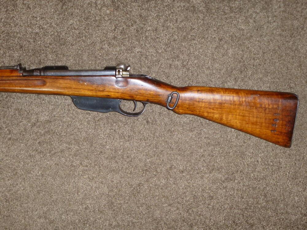 Steyr / Budapest M95/30 Karabiner