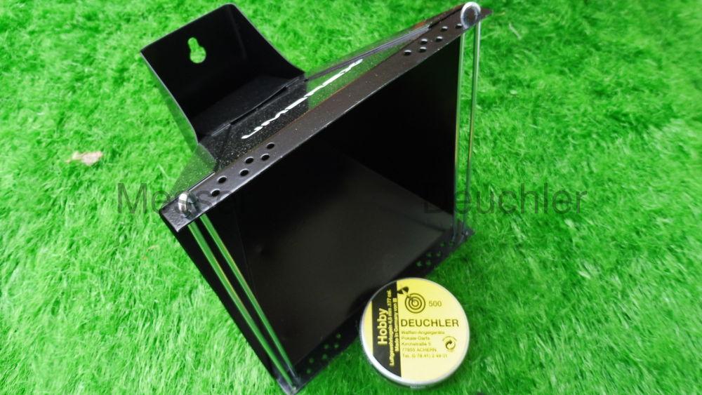 Perfecta Kugelfangkasten für Ihre Luftdruckwaffen für Scheiben 17x17 cm