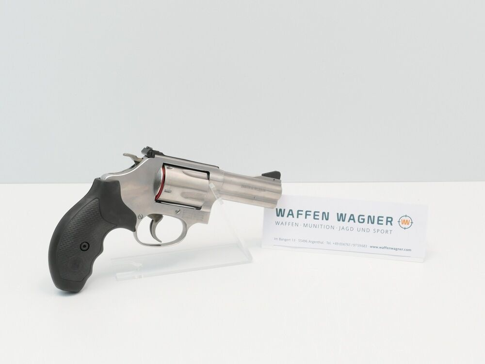 Smith & Wesson Mod. 60 3Zoll Stainless