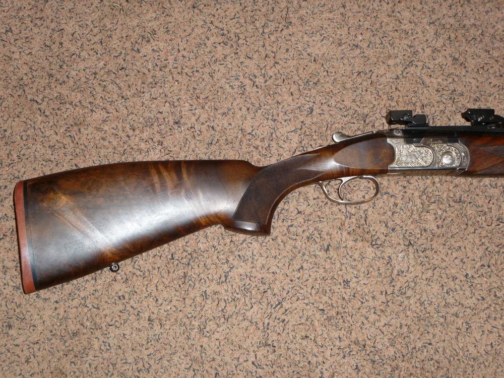 Beretta Silver Sable II