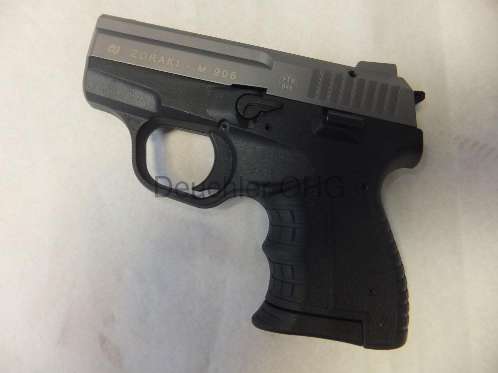 Zoraki Mod. 906 eine kleine handliche Pistole für den Selbstschutz