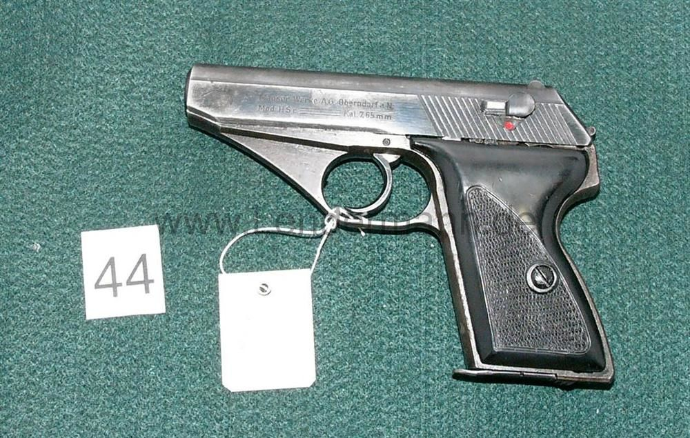 Mauser Mauser HSC Pistole