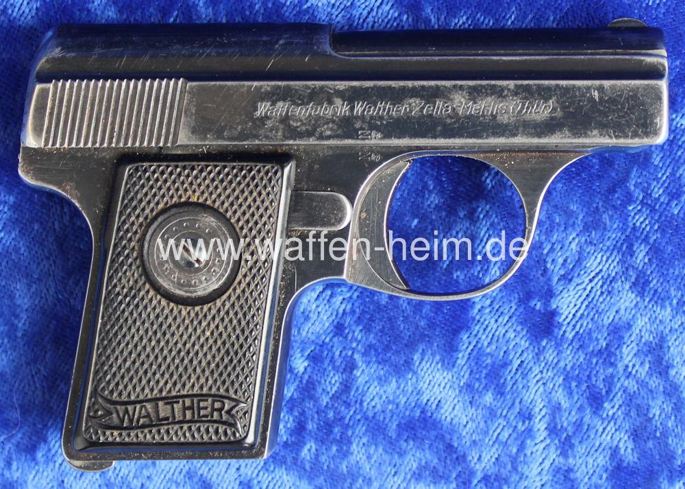 Walther - Zella Mehlis Mod. 9