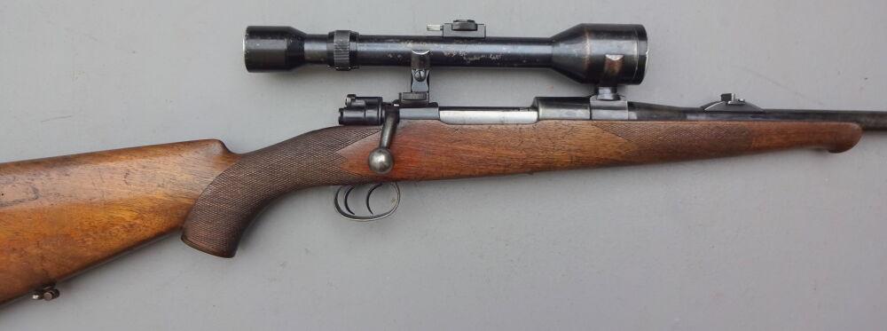 Mauser System Repetierbüchse jagdlich