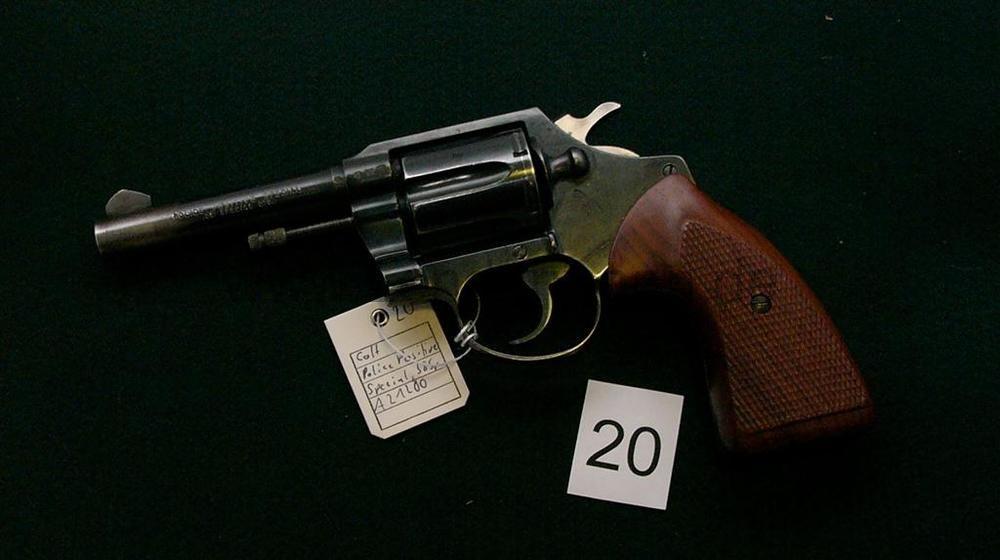 Colt Colt Police Positive Spec.  4z