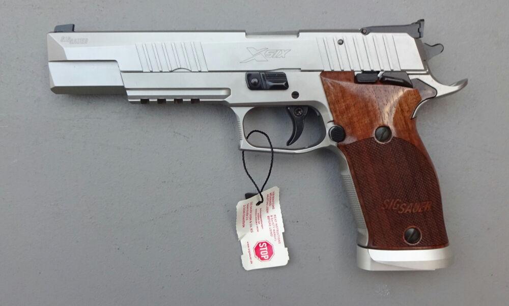 SIG SAUER P 220 X - SIX Classic mit Wechselsystem