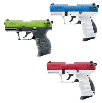 Neu: Schreckschuss-Pistole Walther P22Q Team Edition
