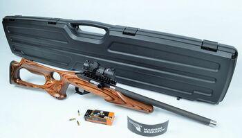"Magnum Research Komplettset - MLR 1722 Nutmeg 17"" 1399,00 Euro"