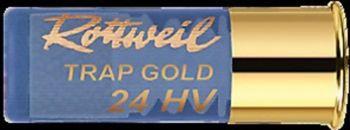 Rottweil Trap Gold HV 12/70 24G 2,4mm - SONDERPREIS