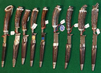 Große Auswahl an Trachtenmessern!
