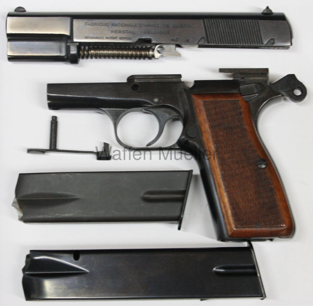 FN - Browning HP 35
