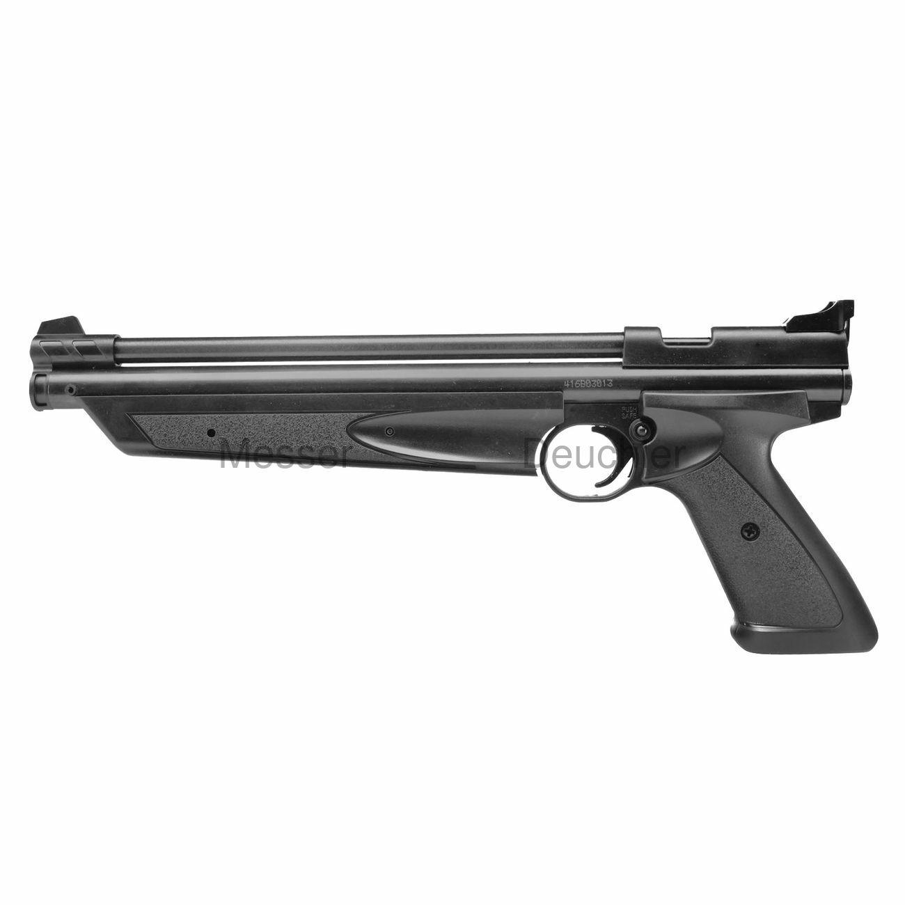 Crosman Mod.1377 Pneumatik Luftpistole schwarz