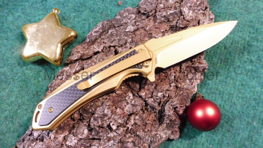 Böker Messer Manufaktur Solingen Magnum CERA COYOTE Taschenmesser