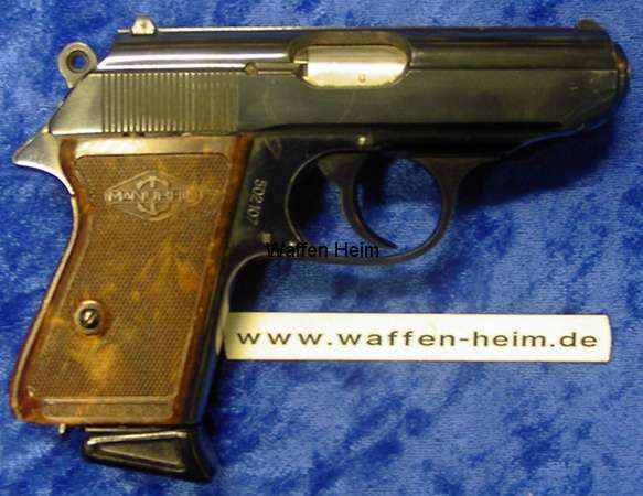 Walther PPK / Manurhin