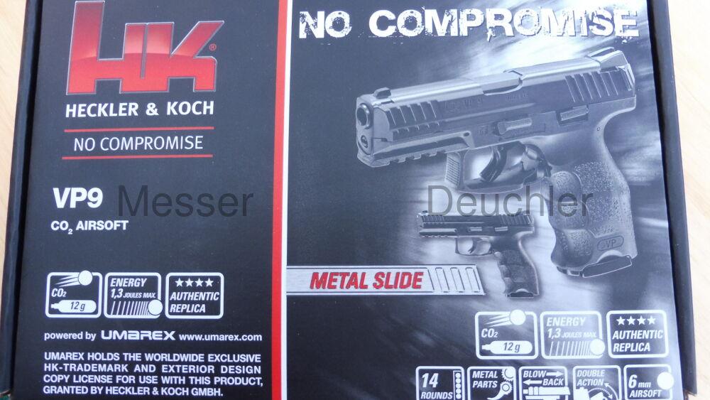 Heckler & Koch VP9