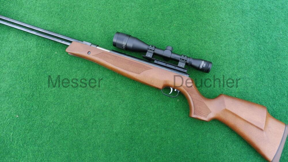 Weihrauch HW77 mit Zielfernrohr Walther 6x42
