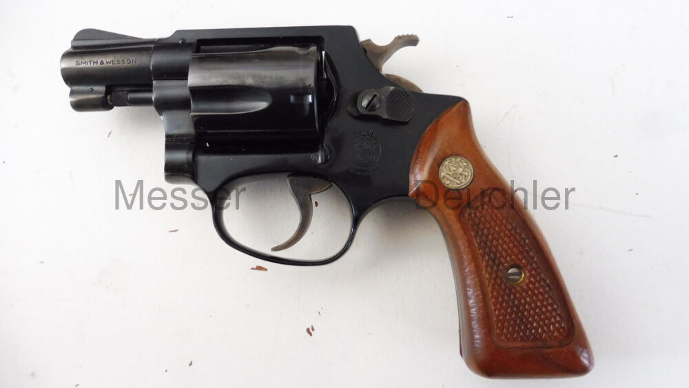 Smith & Wesson 37 2""