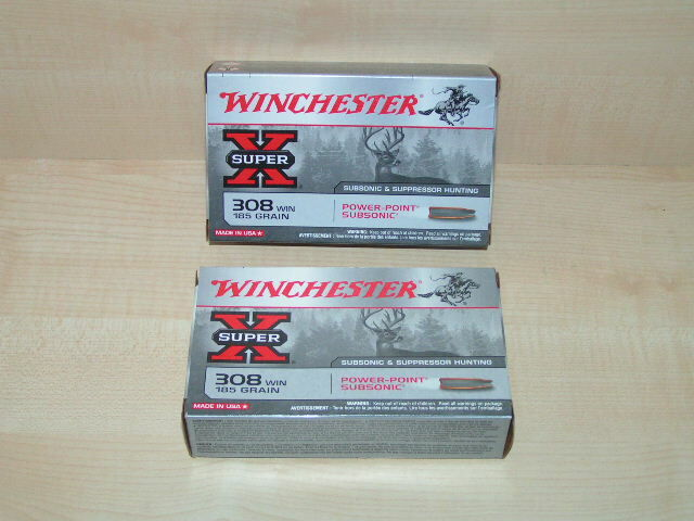Winchester Subsonic