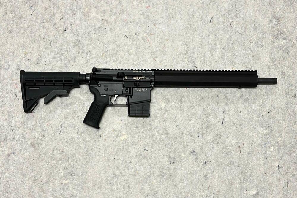 Bühag Bockbüchsflinte mit WL