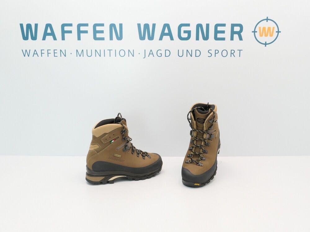 Zamberlan Guide GTX RR WNS Hellbraun/ Nubuk Leder Größe 41 NEU