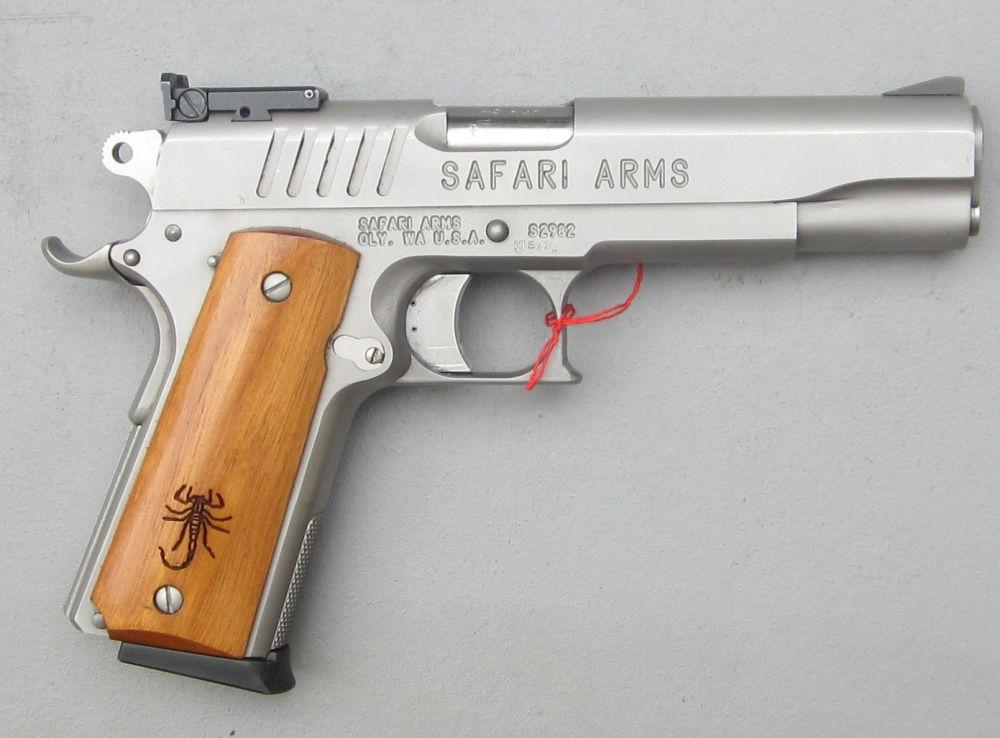 """SAFARI ARMS USA SAFARI 5"""""""