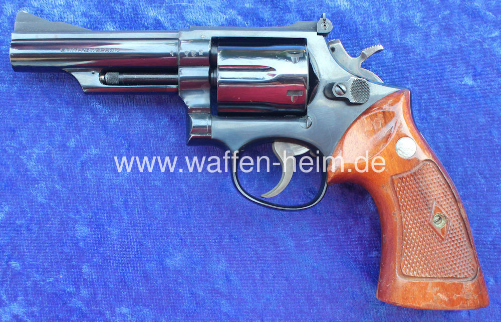 Smith & Wesson 19 - 2 / 4""