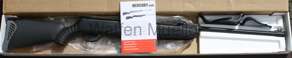 Mercury 85 TR Brüniert