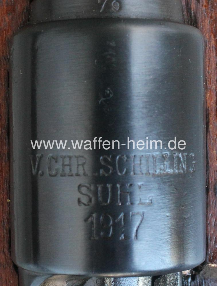 V. CHR. SCHILLING 1917 Gew. 98