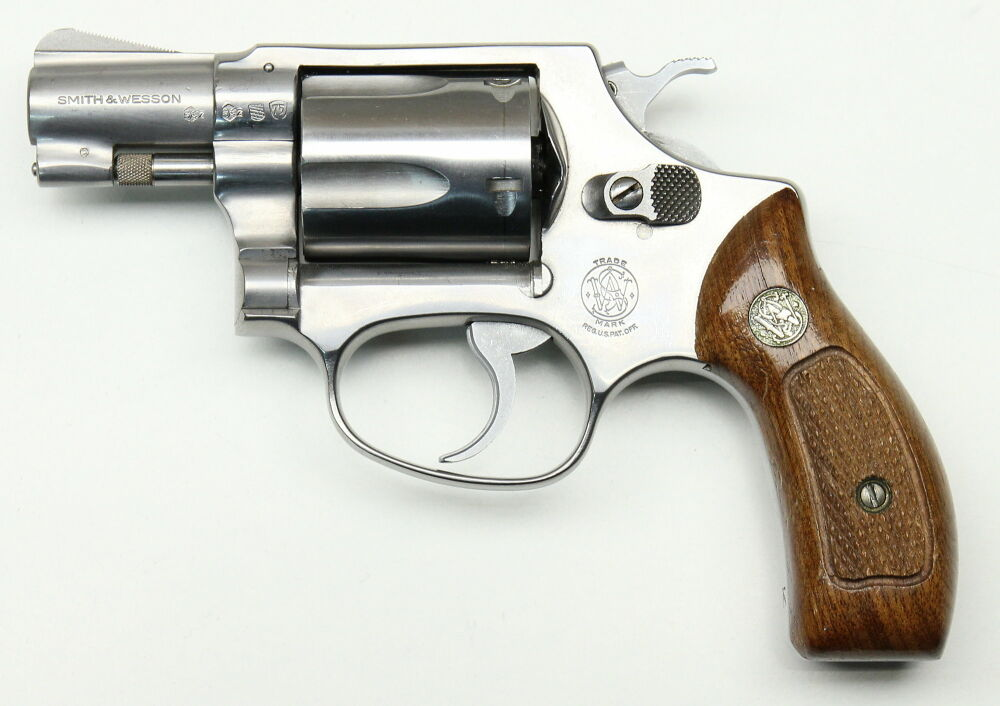 Smith Wesson 60 Edelstahl