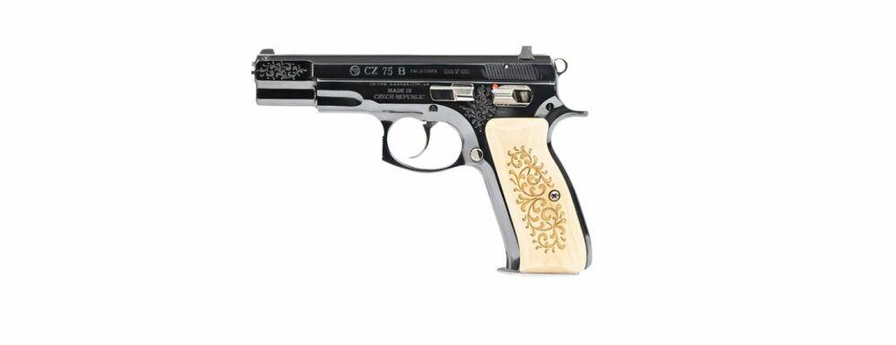 CZ Pistole - 75 B 45th Anniversary