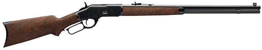 Winchester 1873 Sporter Octagon Pistol Grip mit Achtkantlauf  (MIROKU FERTIGUNG)