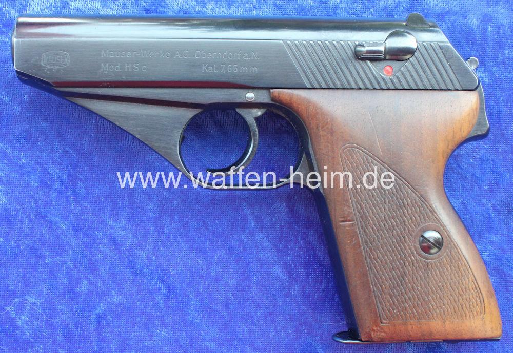 Mauser - Werke HSC