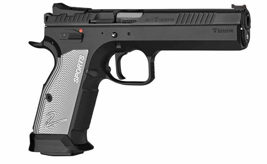 CZ Pistole Pistole TS 2 Silver